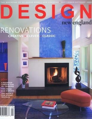 Elms Interior Design Featured in New England Design