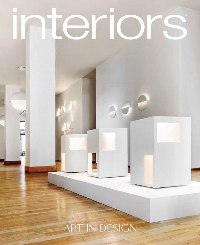 Elms Interior Design Featured in June/July 2017 Issue of Interiors Magazine