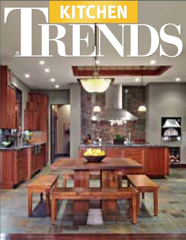 Elms Interior Design Featured in Kitchen Trends
