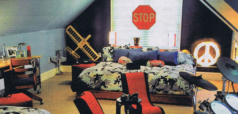 teen interior design