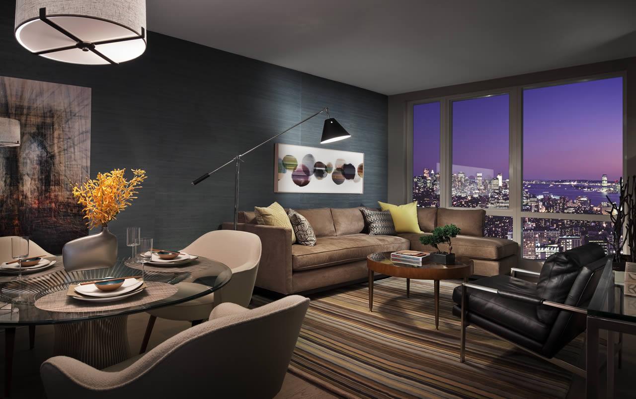 Eclectic Manhattan Apartment Elms Interior Design