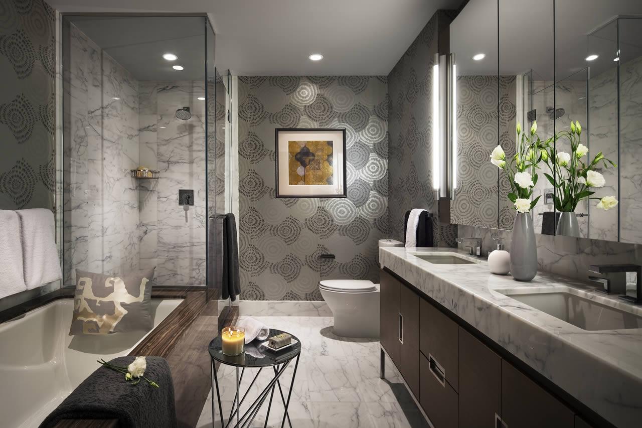 Master Bathroom Design Luxury Vanities